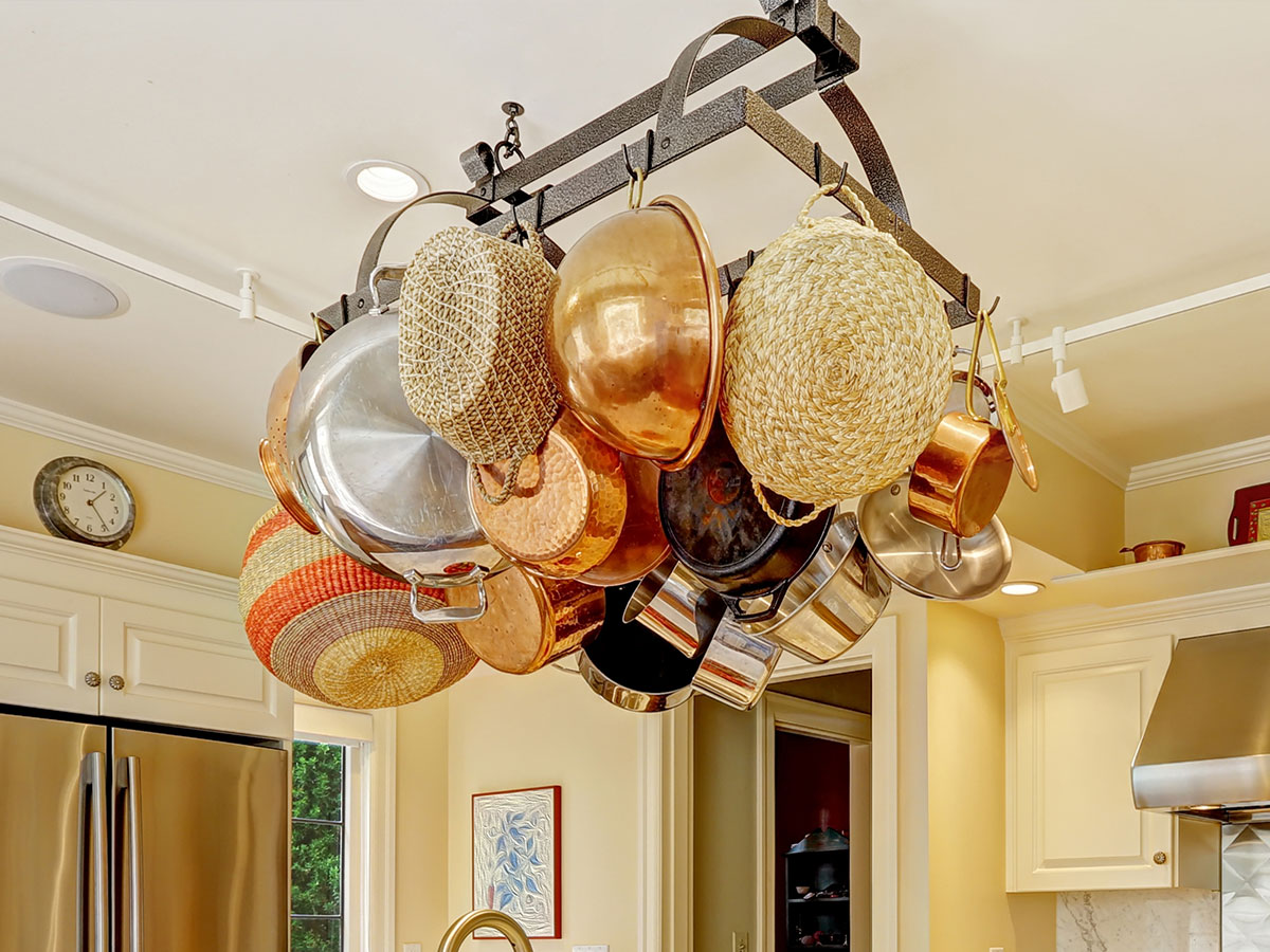 hanging beautiful target pot large rack wooden ikea how finest build a hanger to pan cookware of size inside and pans storage pots