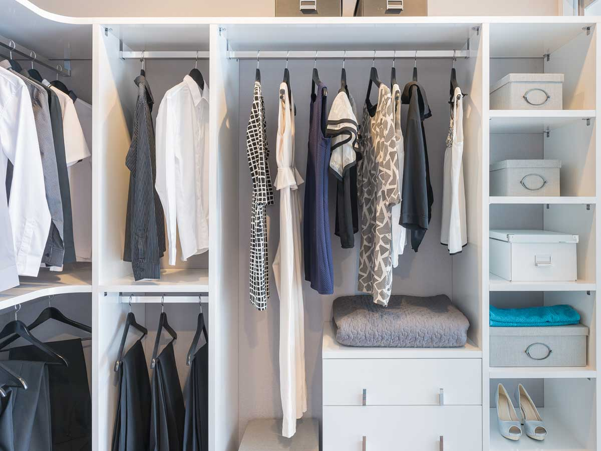 Closet Remodel Project Template Homezada