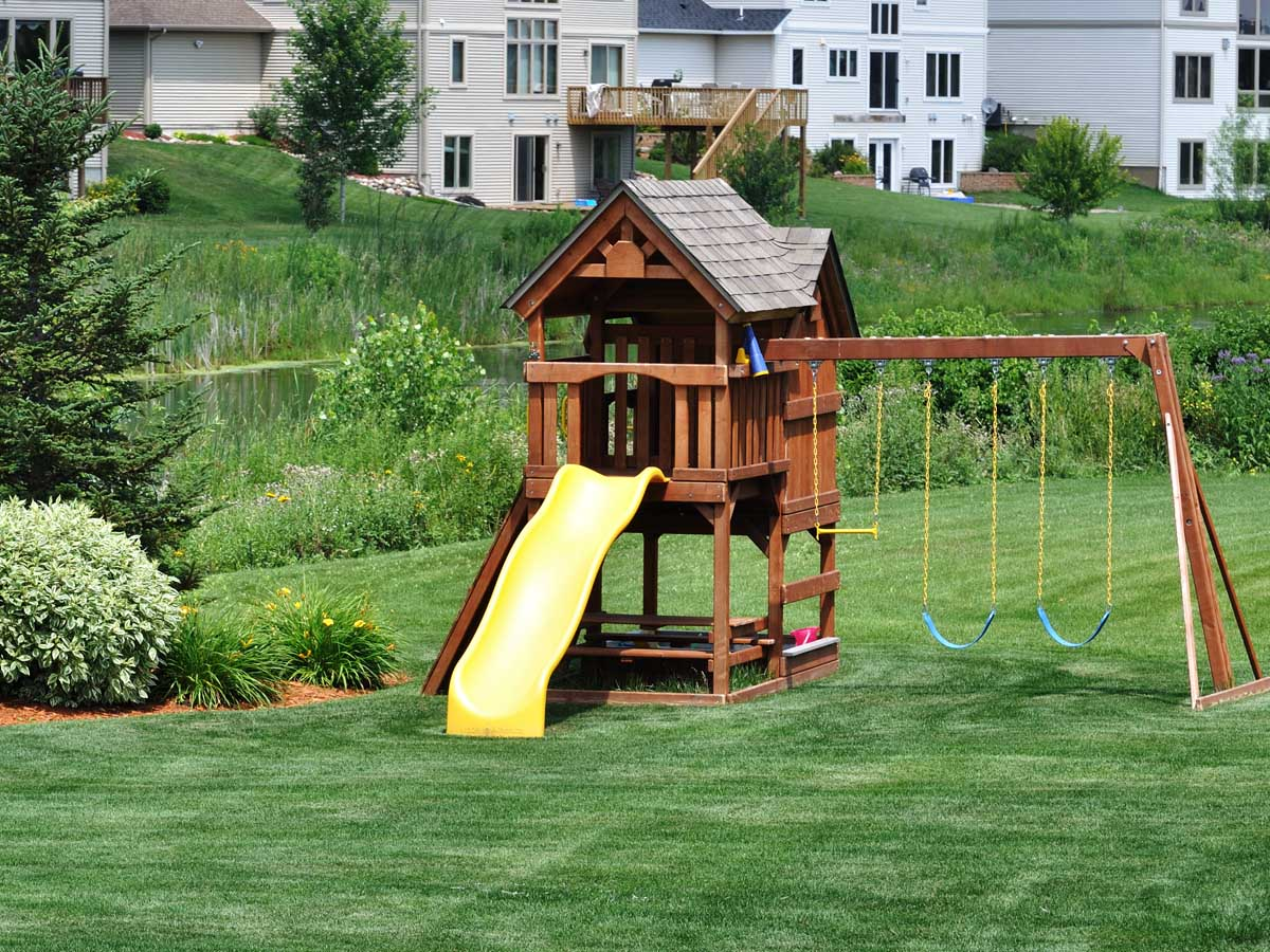 Backyard Play Structure play structure project template | homezada