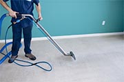 Steam clean carpets Photo