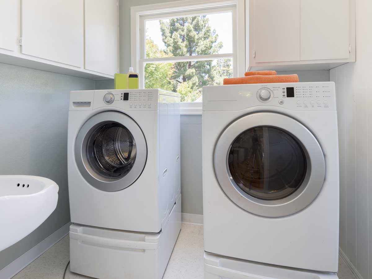 Washer - Dryer Upgrade